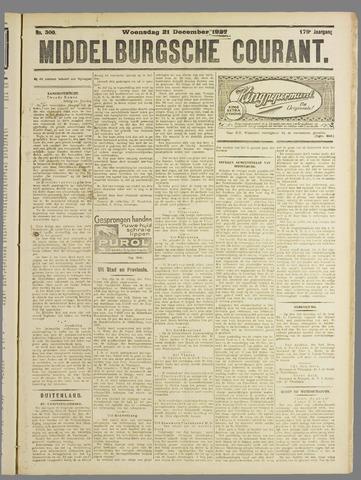 Middelburgsche Courant 1927-12-21