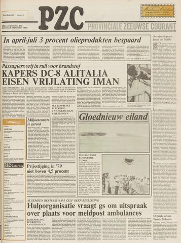 Provinciale Zeeuwse Courant 1979-09-08
