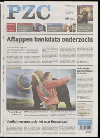 Provinciale Zeeuwse Courant 2013-11-14