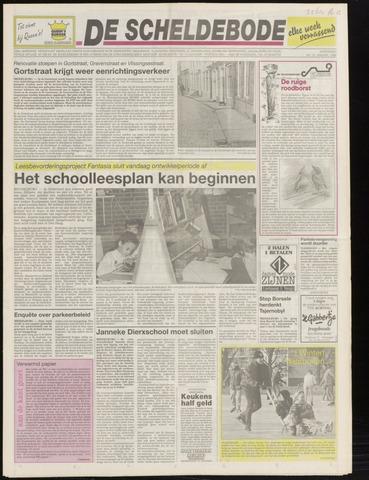 Scheldebode 1996-01-25