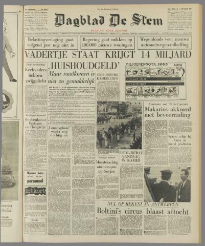 de Stem 1964-09-16