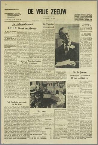 de Vrije Zeeuw 1963-06-28