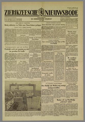 Zierikzeesche Nieuwsbode 1962-02-05