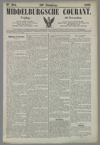 Middelburgsche Courant 1888-11-30
