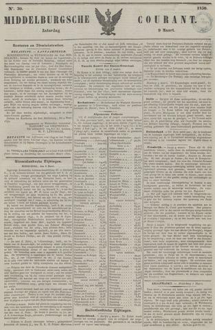 Middelburgsche Courant 1850-03-09