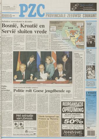 Provinciale Zeeuwse Courant 1995-11-22