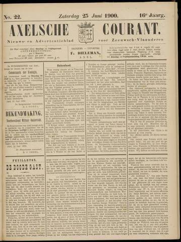 Axelsche Courant 1900-06-23