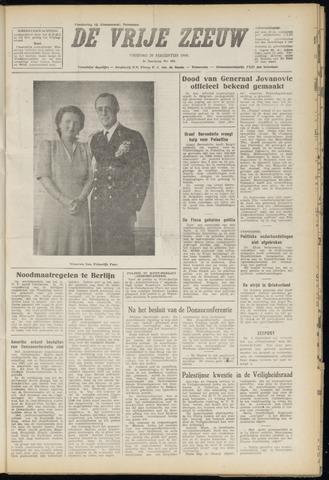 de Vrije Zeeuw 1948-08-20