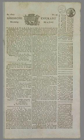 Goessche Courant 1827-06-04