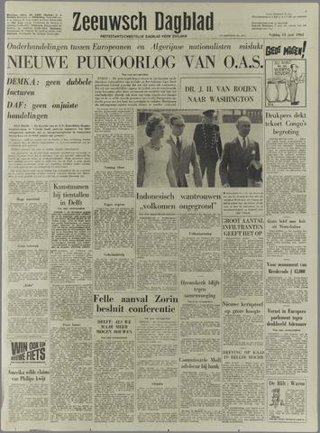 Zeeuwsch Dagblad 1962-06-15