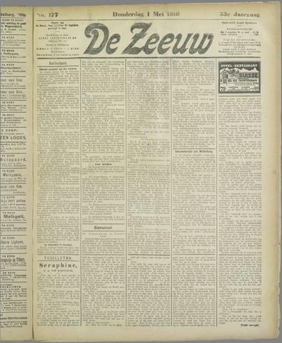 De Zeeuw. Christelijk-historisch nieuwsblad voor Zeeland 1919-05-01