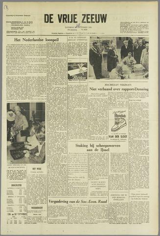 de Vrije Zeeuw 1963-09-28