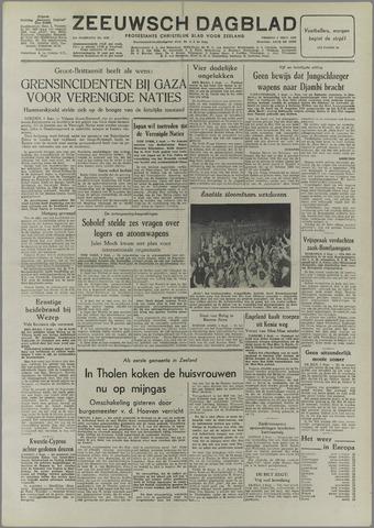 Zeeuwsch Dagblad 1955