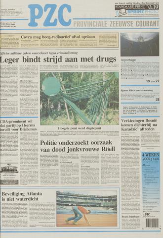 Provinciale Zeeuwse Courant 1996-07-20