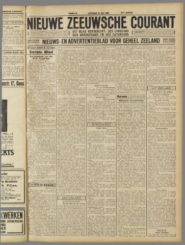 Nieuwe Zeeuwsche Courant 1933-07-22