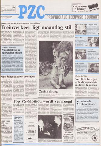 Provinciale Zeeuwse Courant 1990-04-06