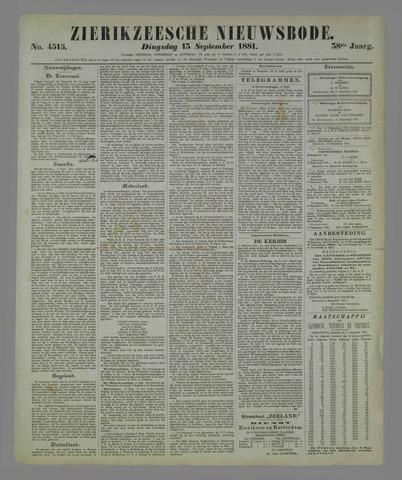 Zierikzeesche Nieuwsbode 1881-09-13