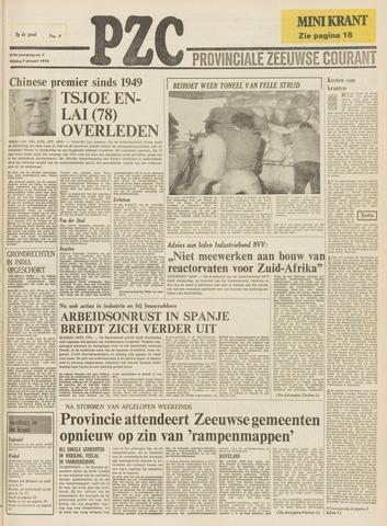 Provinciale Zeeuwse Courant 1976-01-09