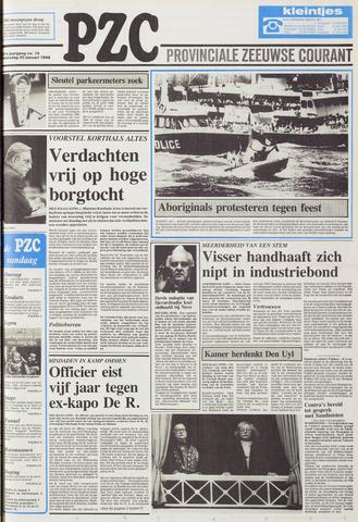 Provinciale Zeeuwse Courant 1988-01-20