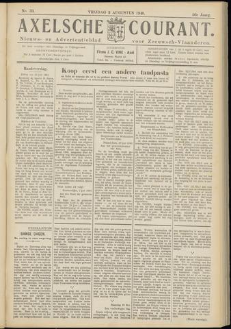 Axelsche Courant 1940-08-02
