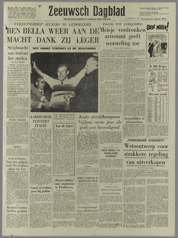 Zeeuwsch Dagblad 1962-08-29