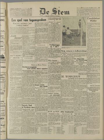 de Stem 1948-02-16