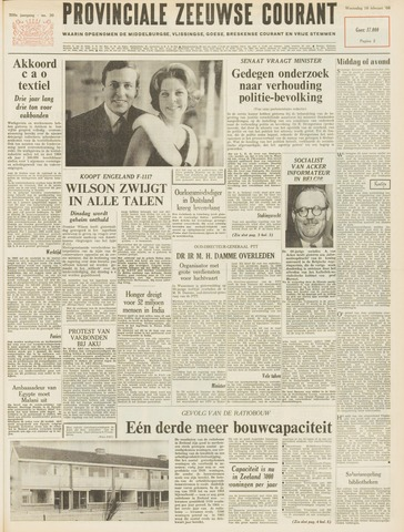 Provinciale Zeeuwse Courant 1966-02-16