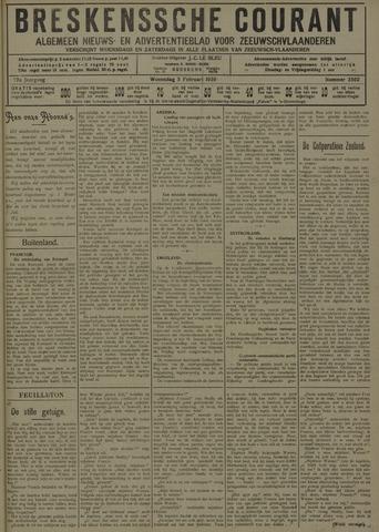 Breskensche Courant 1930-02-05