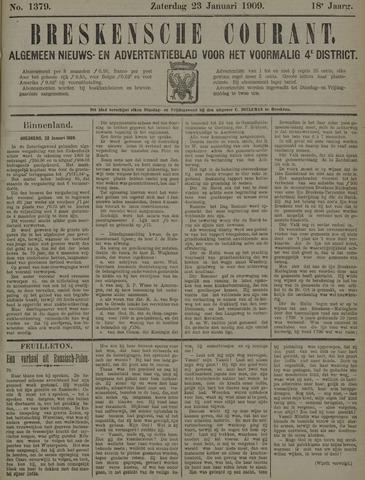 Breskensche Courant 1909-01-23