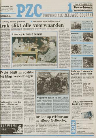 Provinciale Zeeuwse Courant 1991-03-04