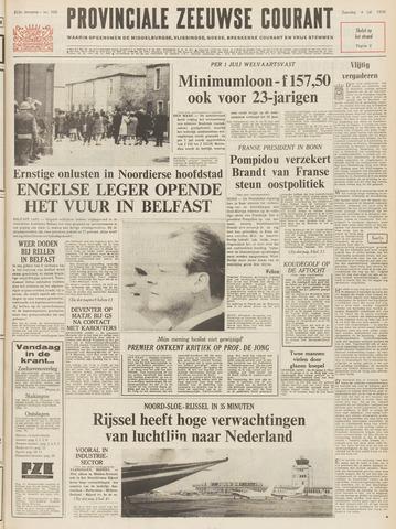 Provinciale Zeeuwse Courant 1970-07-04