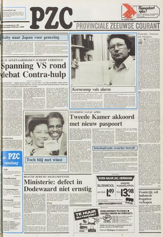 Provinciale Zeeuwse Courant 1988-02-04