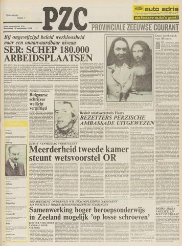 Provinciale Zeeuwse Courant 1978-09-13