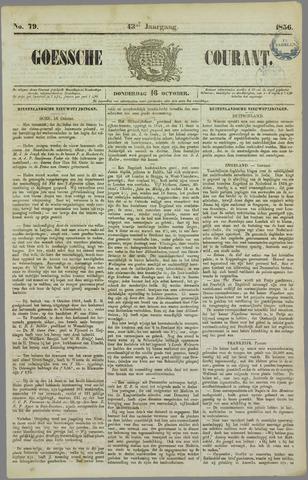 Goessche Courant 1856-10-16