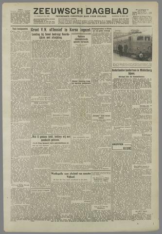 Zeeuwsch Dagblad 1950-09-16