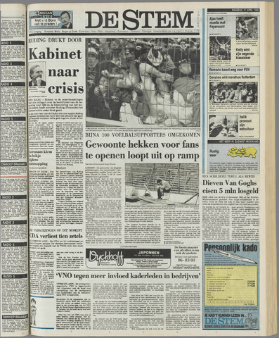 de Stem 1989-04-17