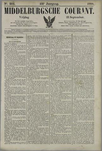 Middelburgsche Courant 1888-09-21