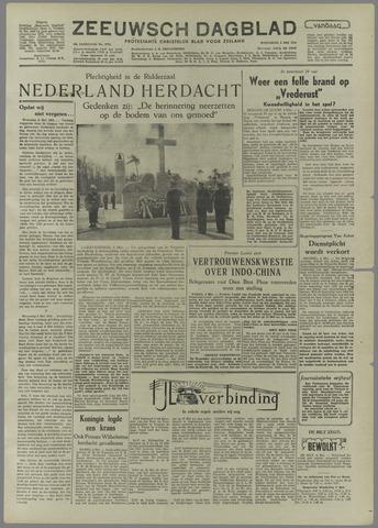 Zeeuwsch Dagblad 1954-05-05