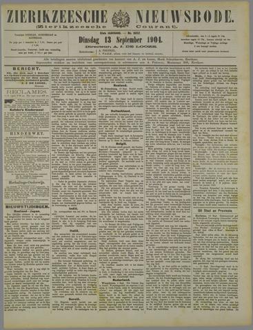 Zierikzeesche Nieuwsbode 1904-09-13