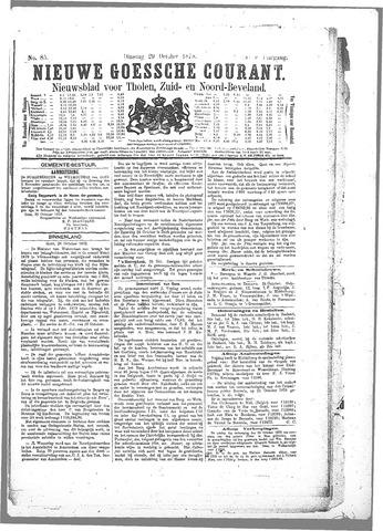 Nieuwe Goessche Courant 1878-10-29