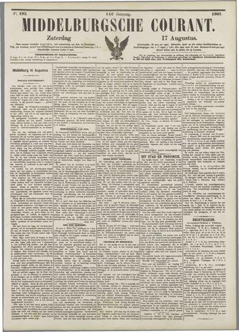 Middelburgsche Courant 1901-08-17