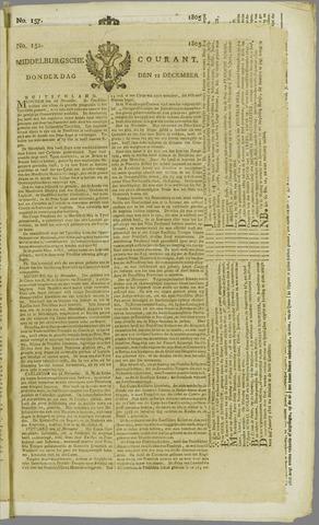 Middelburgsche Courant 1805-12-12
