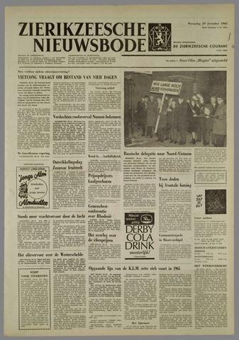 Zierikzeesche Nieuwsbode 1965-12-29