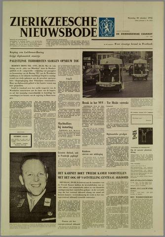 Zierikzeesche Nieuwsbode 1972-10-30