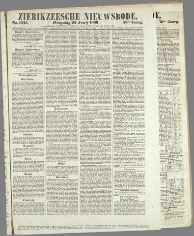 Zierikzeesche Nieuwsbode 1880-06-22