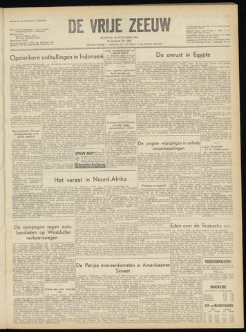 de Vrije Zeeuw 1954-11-16