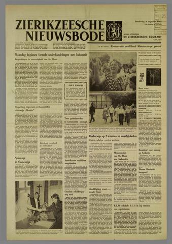 Zierikzeesche Nieuwsbode 1962-08-09