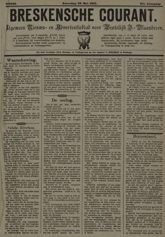 Breskensche Courant 1915-05-29