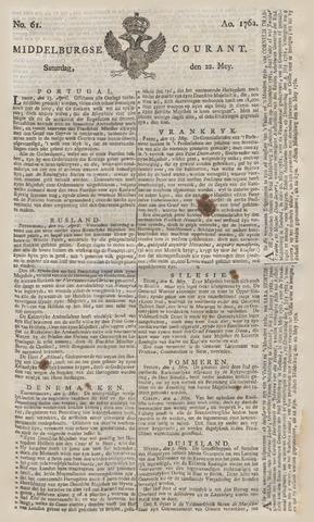 Middelburgsche Courant 1762-05-22