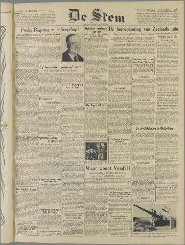 de Stem 1947-11-05